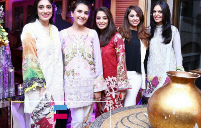 Great Event Crimson Launches Crimson Luxe By Saira Shakira