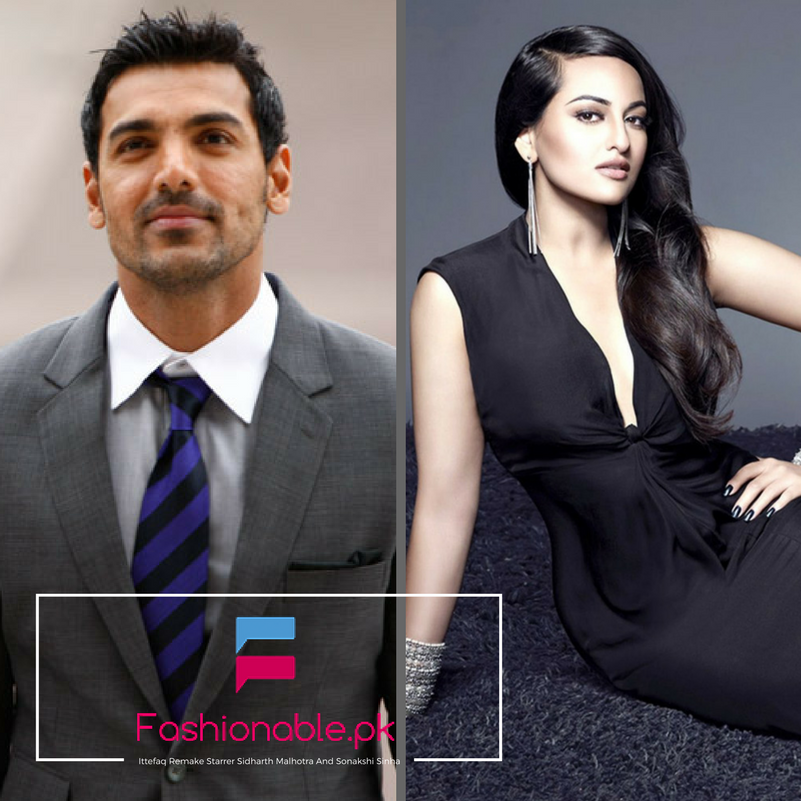 """John Abraham To Star With Sunakshi Sinha In Upcoming Movie """"Force 2"""""""