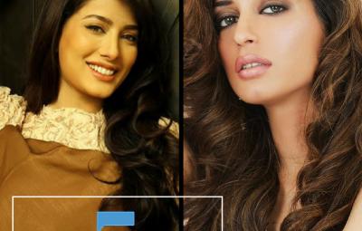 """Mehwish Hayat Replaces Iman Ali In The Movie """"Punjab Nahi Jaogi"""""""