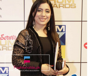 Top Pakistani Director/Producer/Script-writer Momina Duraid Biography