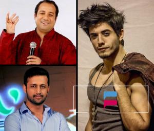 Rahat Fateh Ali Khan, Atif Aslam, Danyal Zafar Face Problems Because of Current Dispute Between India And Pakistan