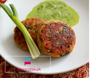 The Delicious Traditional Recipe Of Shami Kabab