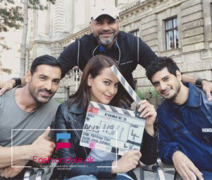 Sunakshi Sinha Talked About Force 2 In An Interview