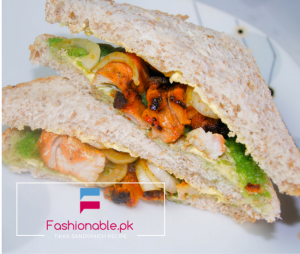 Delicious Tikka Sandwich Recipe