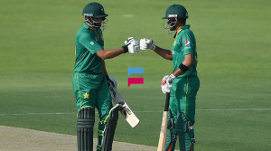 Pakistan Vs West Indies ODI Series Sweep by 3-0