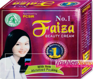 Product Review Of Faiza Whitening Beauty Cream