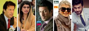 Top Style Icon of Pakistan