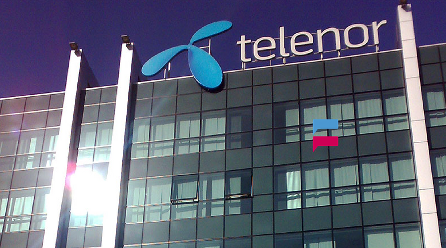 telenor 4g services