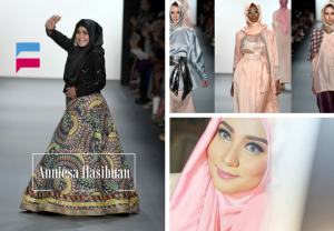 Anniesa Hasibuan Indonesian Fashion Designer at NYFW