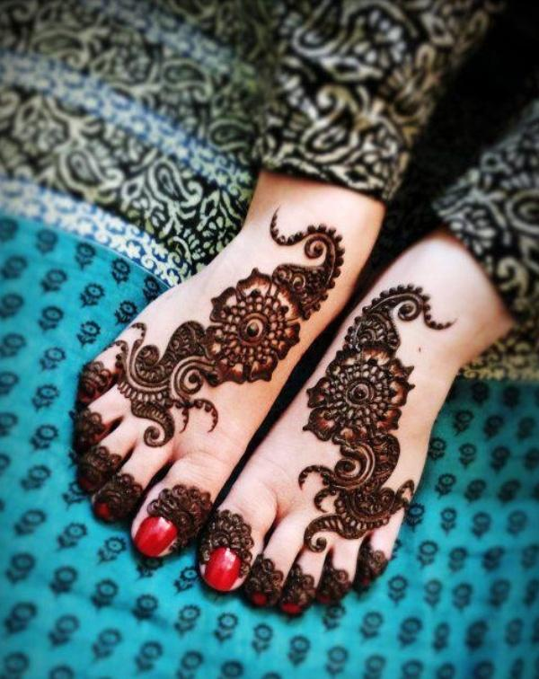 New Mehndi Designs Beautiful Mehndi Designs For Feet Bridal Mehndi