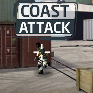 Coast Attack - Play Action Games online