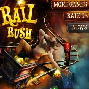 Rail Rush - Play Action Games online