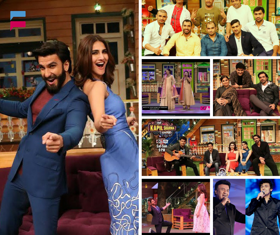 The Kapil Sharma Show - November 2016 - Full Episodes -