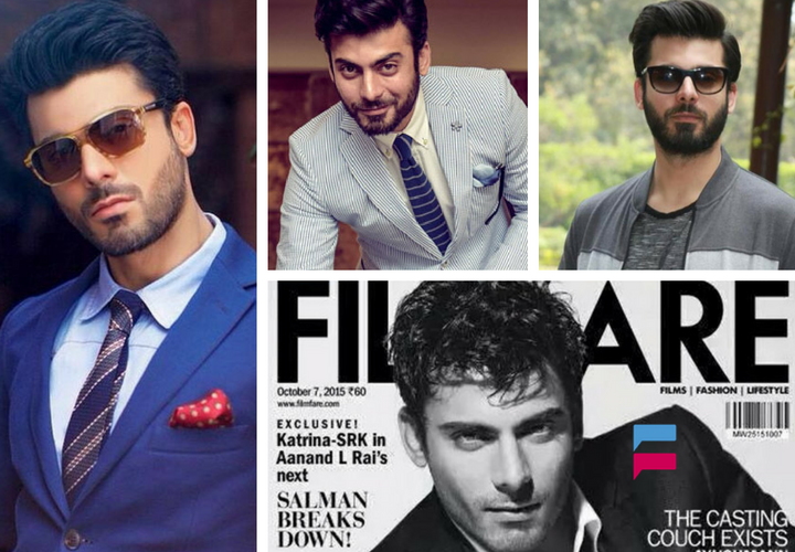 01 - fawad khan - handsome man in Pakistan
