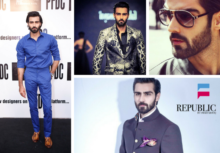 04 - Hasnain Lehri - handsome man in Pakistan
