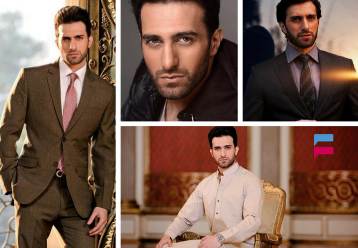 06 - Emmad Irfani - handsome man in Pakistan