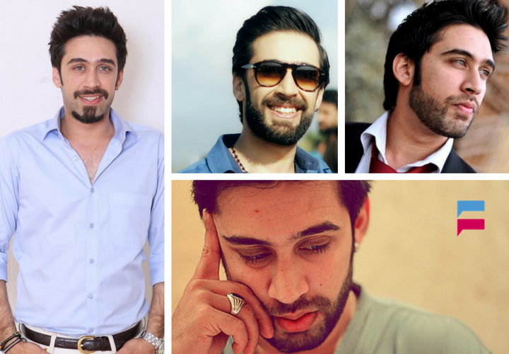 08 - Ali Rehman Khan - handsome man in Pakistan