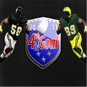 4th and goal 2011 - Play Sports Games online