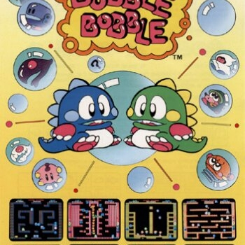 Bubble Bobble - Play Arcade Games online