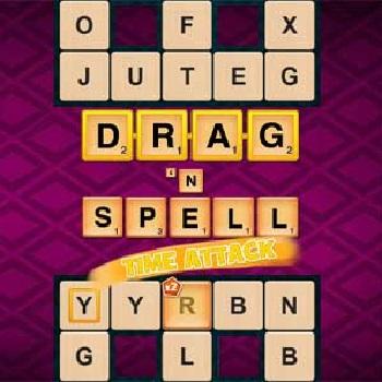 Drag n spell Game Online