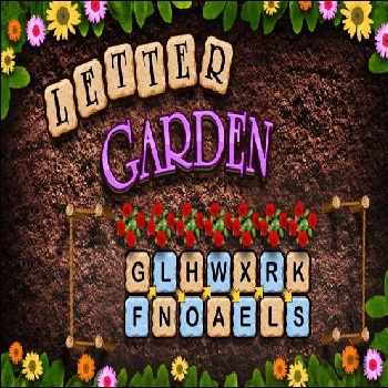 Letter Garden - Play Word Games online