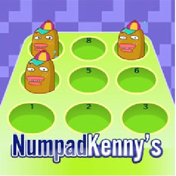 Numpad Kenny's - Play Educational Games online