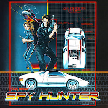 Spy Hunter - Play Arcade Games online