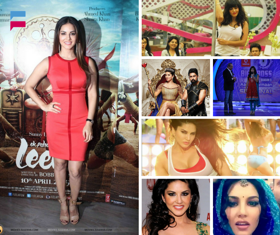 Sunny Leone - wiki - songs - movies - shows