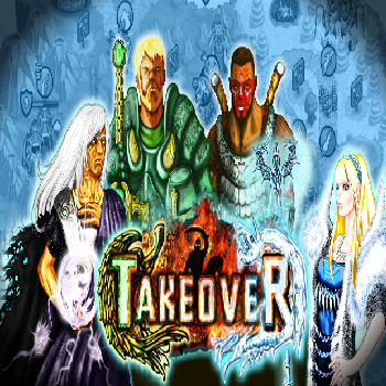 Takeover - Play Strategy Game online