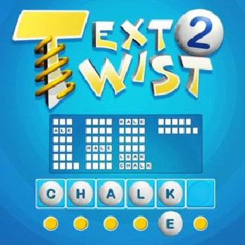 Text Twist 2 - Play Word Games online