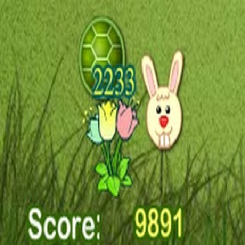The Hare and the Tortoise - Play Educational Games online