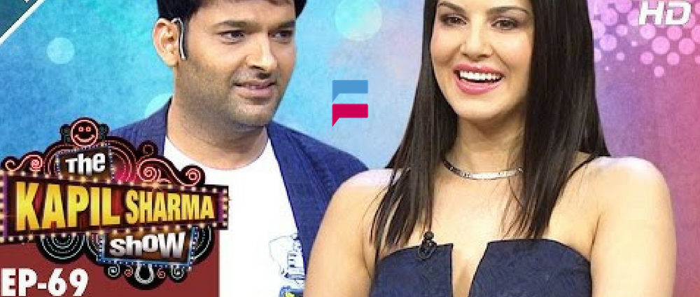 The Kapil Sharma Show - Christmas Special 25th Dec 2016 - Sunny Leone