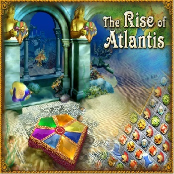 The Rise of Atlantis - Play Puzzle Games online