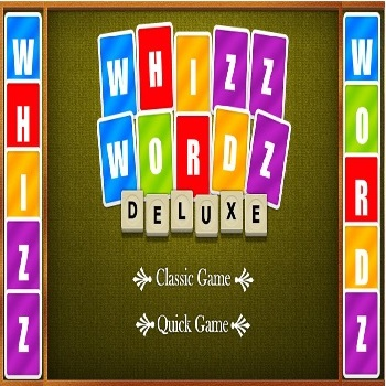 Whizz Words Deluxe - Play Word Games online