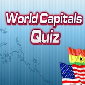 World Capitals Quiz - Play Educational Games online