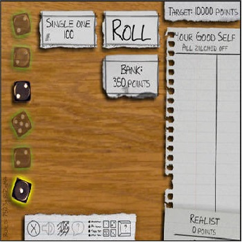 Zilch - Play Board Games online