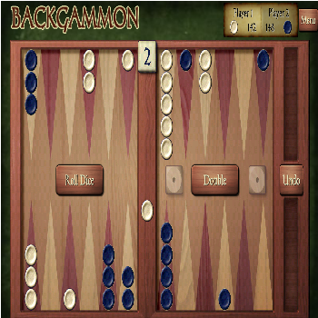 Backgammon - Play Board Games online