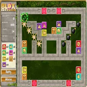 Blox Forever - Play Puzzle Games online