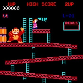 Donkey Kong - Play Arcade Games online