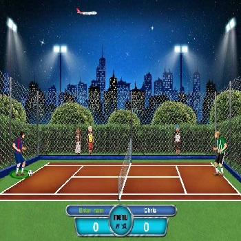 Football Tennis - Play Sports Games online