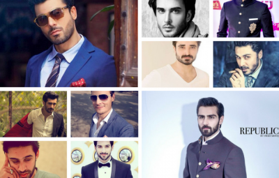most handsome men in Pakistan