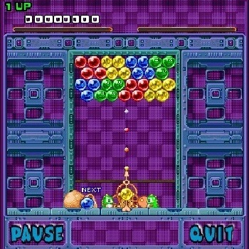 Puzzle Bobble - Play Arcade Games online