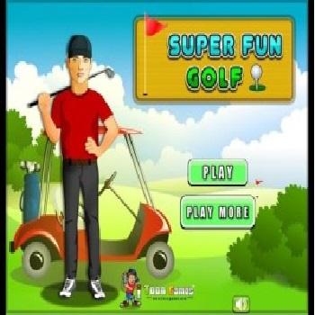 Super Fun Golf - Play Sports Games online