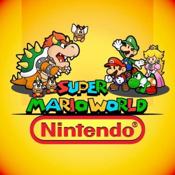 Play Super Mario World Games online