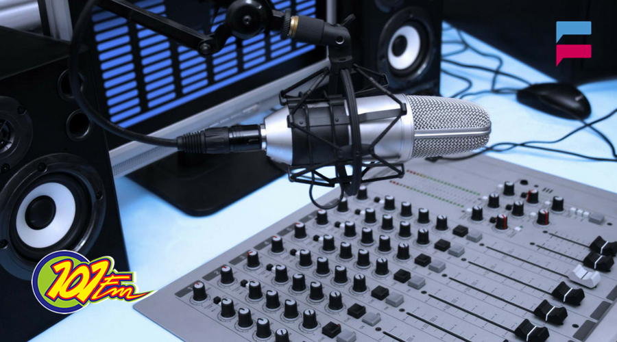101 FM Karachi Live