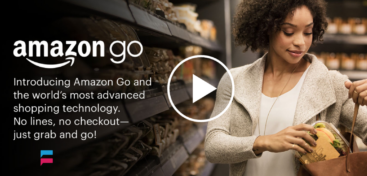 Amazon go -a payment solution