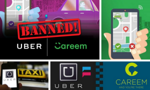 After Punjab, Careem and Uber banned in Karachi