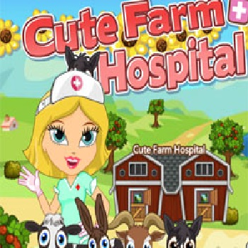 Cute Farm Hospital - Play Puzzle Games online