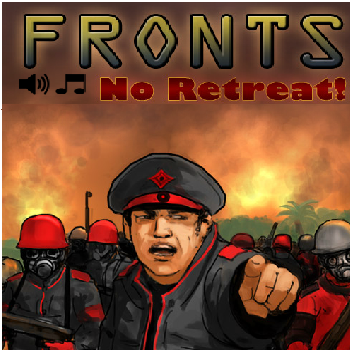 Fronts No Retreat - Play Strategy Game online