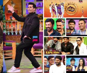 The Kapil Sharma Show – December 2016 – Full Episodes